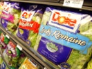 Dole improves salad packaging with color-coded redesign