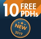 Still time for ASCE members to claim their 10 free PDHs