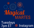 Magical Martes and the Professionals conference