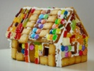 Gingerbread house project calls on math skills