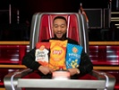 """Lay's partners with John Legend, """"The Voice"""""""
