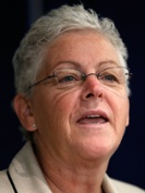 Gina McCarthy: RGGI states spearhead US clean energy transition