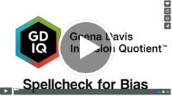 Spellcheck for Bias tool addresses gender bias in scripts
