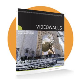 eBook: Video Walls in Public Spaces