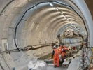 Using Drone Technology in a Construction Tunnel Environment