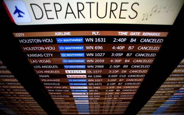 Airlines were ordered to pay refunds for canceled flights
