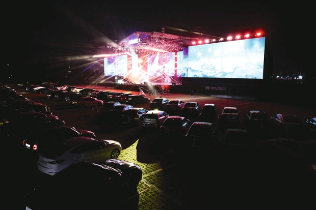 Drive-In Concerts Offer Stability for Live Sound Industry During COVID-19 Pandemic