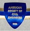 ASCE Award Certificate shield