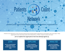 Are you a researcher looking to work with patient organizations? Join Patients Count Network.