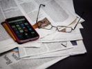 Social media overtakes newspapers as news source