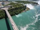 加拿大的美国大桥,在美国的两个夏天