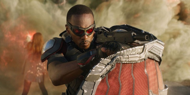 After Tom Holland Goes Viral For Comments About Anthony Mackie's Falcon, The New Captain America Had An A+ Response