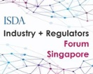 ISDA Industry and Regulators Forum on Sept. 13 in Singapore