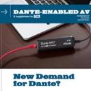 The Integration Guide to Dante-Enabled AV