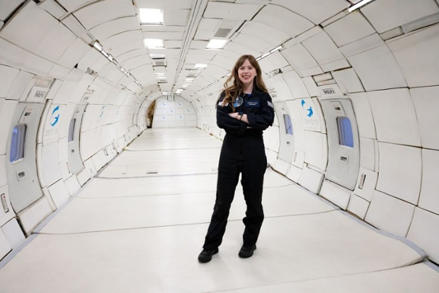 Inspiration4's Hayley Arceneaux will be youngest American in space and 1st spaceflyer with a prosthesis